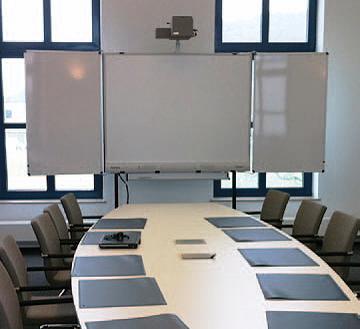 Interaktive Tafel für Konferenzzimmer
